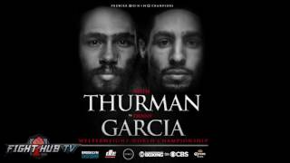 Keith Thurman on Brook Spence