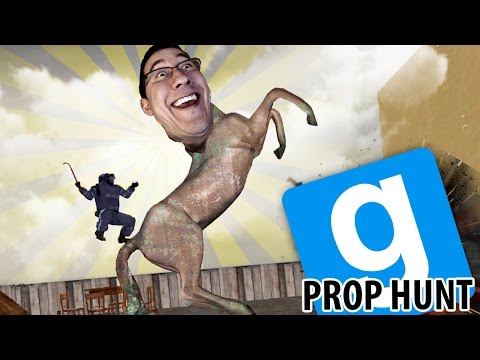 DON'T WATCH THIS | GMod Prop Hunt Funny Moments