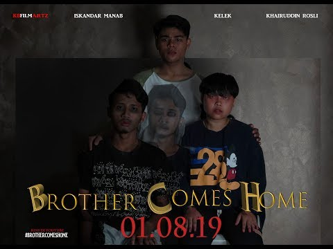 BROTHER COMES HOME - ( Official Video ) [FHD]   Horror Film 2019