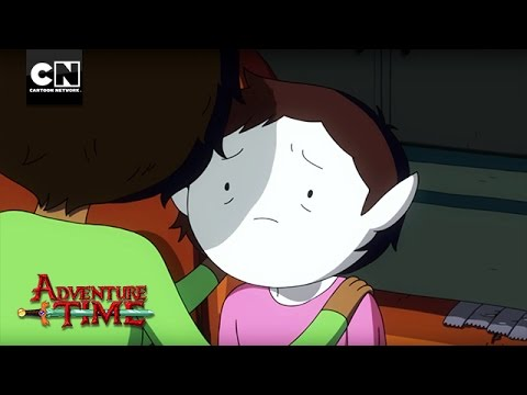 Everything Stays | Adventure Time | Cartoon Network