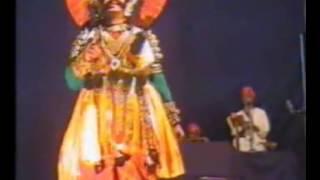 Yakshagana-- Karna parva -Gode shalya part 13