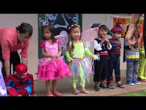 2014 Halloween Parade:  Alphabetland Waipahu Hawaii