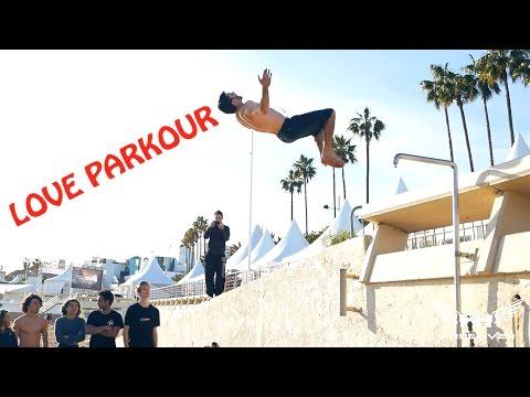 Projet Parkour Park