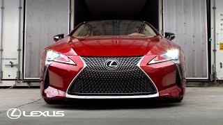 Lexus LC - Part 4: The Inspiration thumbnail