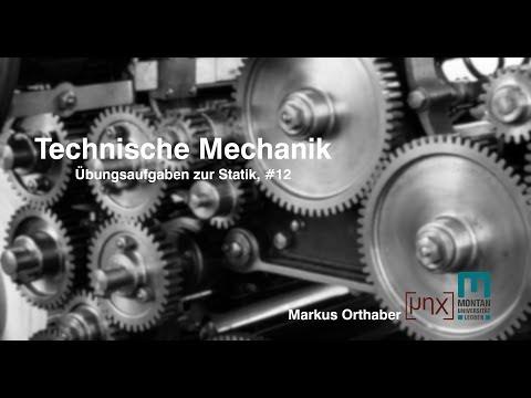 Technische Mechanik - Übungsaufgaben zur Festigkeitslehre #04из YouTube · Длительность: 5 мин50 с