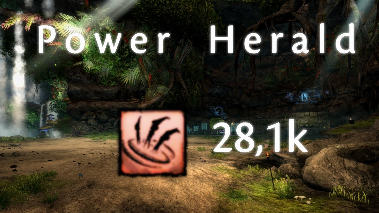 Download Draconic Echo Power Herald 28.120 - June 8th patch