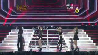 Miss A - Goodbye Baby @ SMA Live [21st High1 Seoul Music Awards]