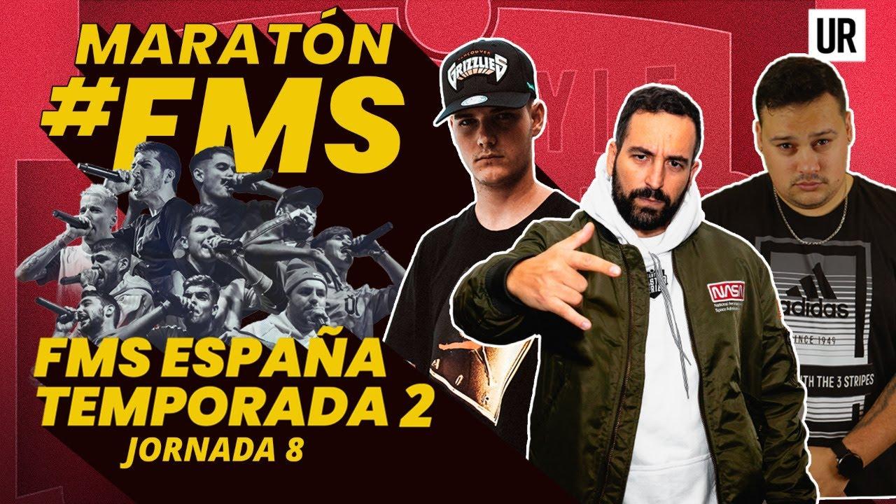 REVIVIENDO LA FMS ESPAÑA J8 CON BNET   #MARATÓNFMS