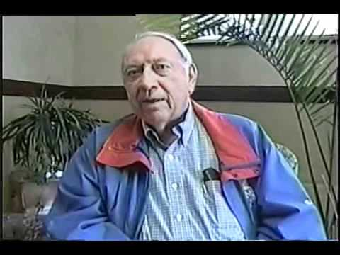 Harry Riser talks about Cy Endfield during the McCarthy era