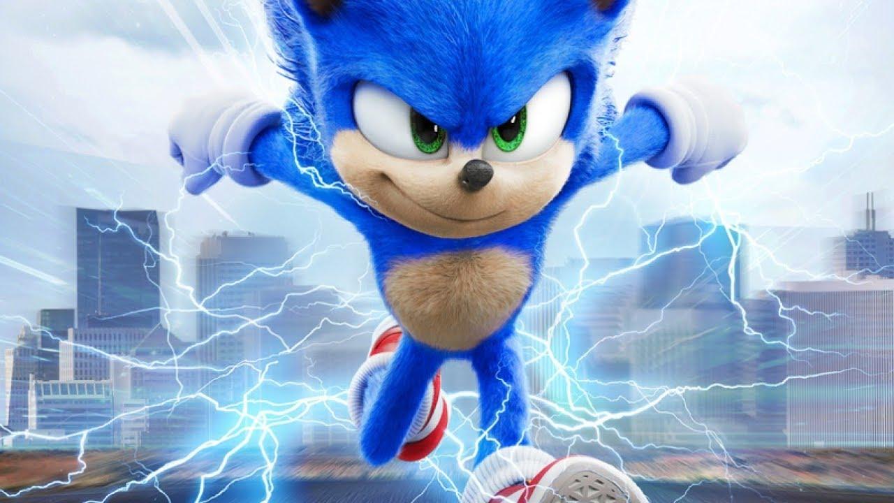 SONIC The Hedgehog Trailer Deutsch (2020) Offizieller Kinofilm
