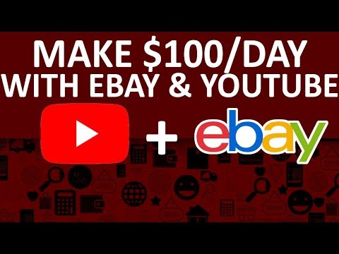 How To Make $100/Day With Ebay And Shopify – Find Customers That Love To Pay You Money