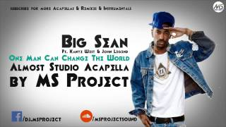 Big Sean - One Man Can Change The World (Acapella - Vocals Only) + DL