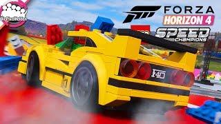 LEGO Speed Champions #4 - Da bleibt kein Stein mehr stehen! - Forza Horizon 4 LEGO Speed C ...