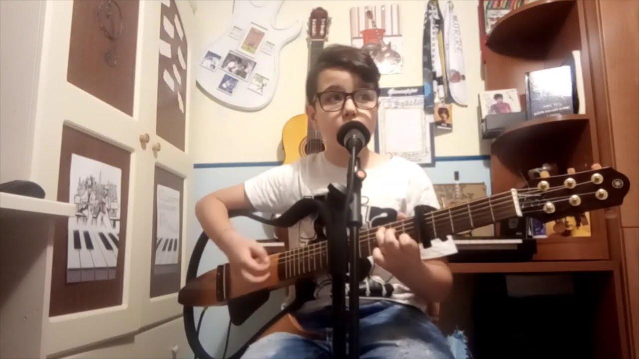 Achille Lauro - 16 Marzo (feat. Gow Tribe) - Cover Giuseppe Bertolotti