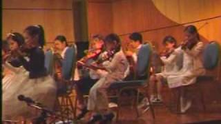 Medley for Junior String Orchestra (Malaysia)