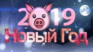В Новый год. 2019