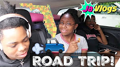 ROAD TRIP TO FLORIDA | Orlando Family Vacation | Day 1 | JaVlogs