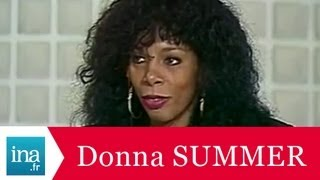 Interview Donna Summer - Archive vidéo INA