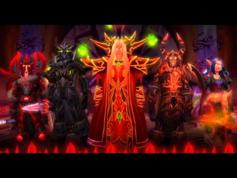 Prince Kael'thas Sunstrider - World of Warcraft voice