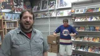 UNBOXING WEDNESDAYS Episode 031 - at Stadium Comics