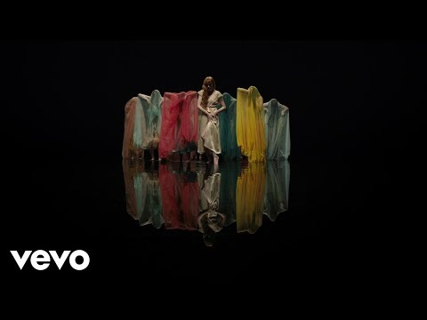Florence + The Machine - Big God ( The Video the way it was supposed to be)