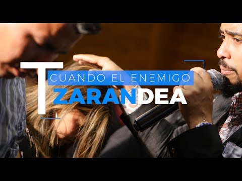 -CUANDO EL ENEMIGO TE  ZARANDEA- PASTOR MIGUEL SANCHEZ