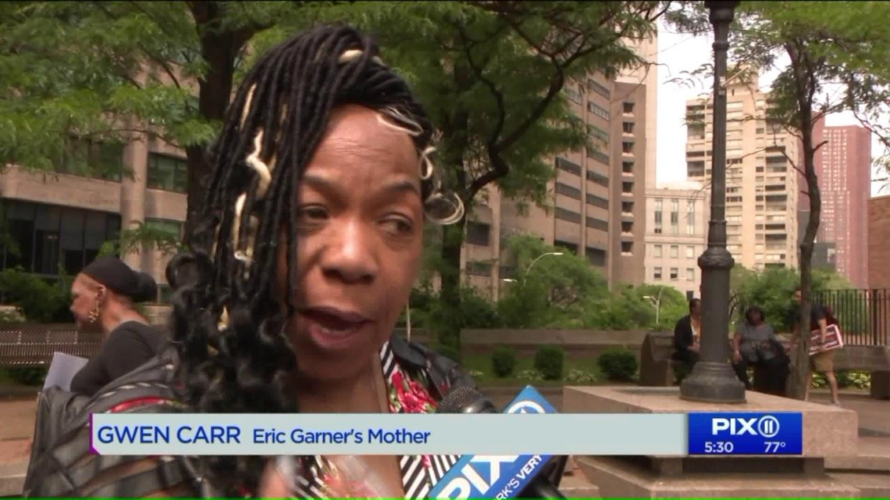 Defense rests in trial of Killer of Eric Garner's after calling expert witnesses
