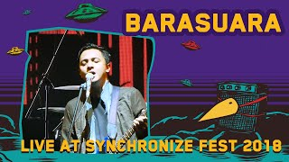Download lagu Barasuara Live at Synchronizefest 5 Oktober 2018