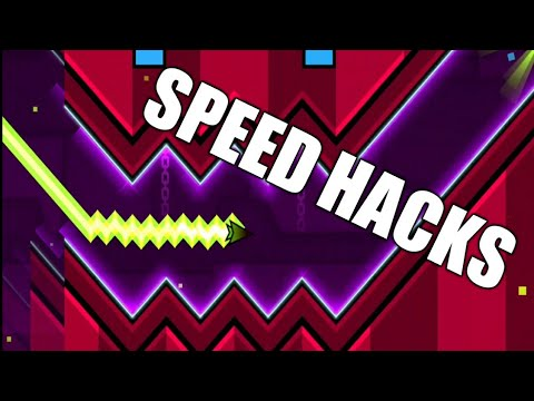 Having Fun With Speed Hacks On Android | Geometry Dash!