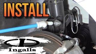 Ingalls Camber Bolts Install - Honda Civic 2012 2013 2014 2015