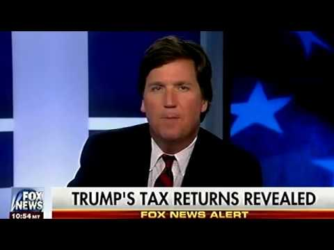Rachel Maddow's Amazing Reporting Reveals 'Tax Cheat' Trump Paid Higher Tax Rate than Bernie Sanders