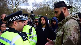 British Police Tell Muslim Not to Pray In SC