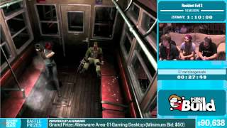 Resident Evil 3 by Carcinogen in 57:34 - Summer Games Done Quick 2015 - Part 11