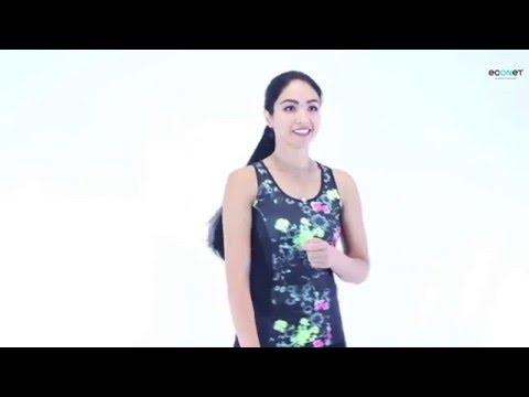 Видео фигуристых женщин поднимающих платья