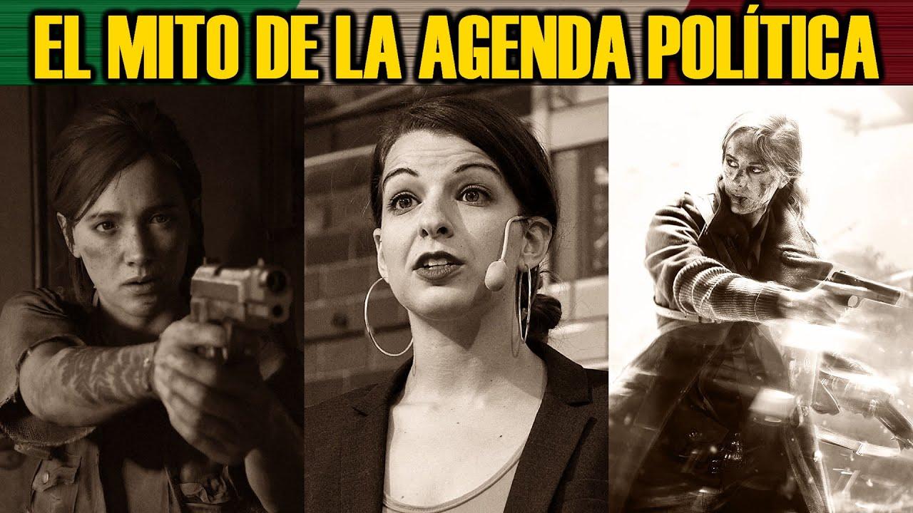 DIFERENCIA ENTRE MOVIMIENTO SOCIAL Y AGENDA POLÍTICA - en videojuegos- Mexican Pover