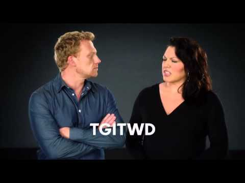 Greys Anatomy's Sara Ramirez & Kevin McKidd Warn of Dangers From TGIT Withdrawal