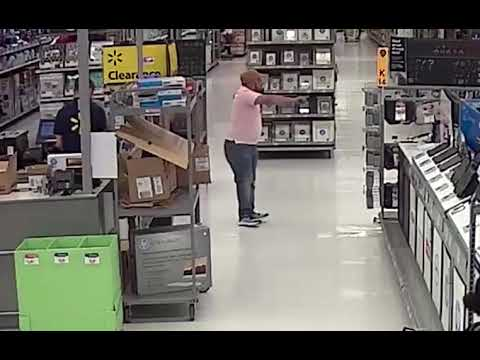 Woody and Wilcox - This Is The Idiot Dance That Helped Steal Laptops From Wal Mart