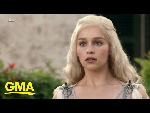 Emilia Clarke Describes Pressure To Do Nude Scenes On 'Game Of Thrones' L GMA