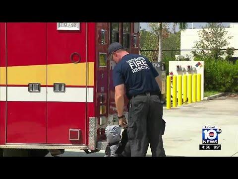 First responders return after helping in Keys