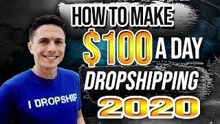 كيفية جعل 100 دولار في اليوم دروبشيبينغ على موقع ئي باي في عام 2020
