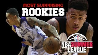 Top 5 Most Surprising Rookies in the 2017 NBA Summer League