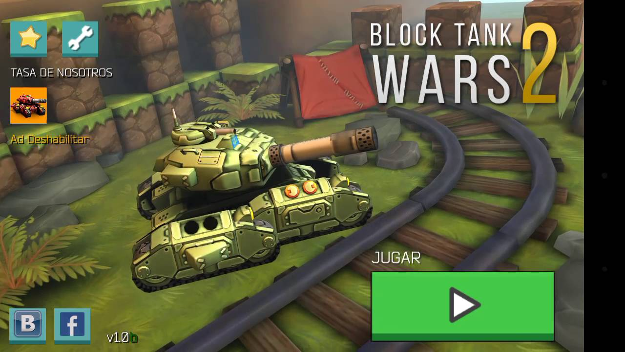 Block Tank Wars 2 Juego Gratis Para Android Youtube