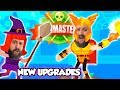 Bowmasters New Upgrades Stephanie The Good Witch, Thor The Thunder God And Ice K