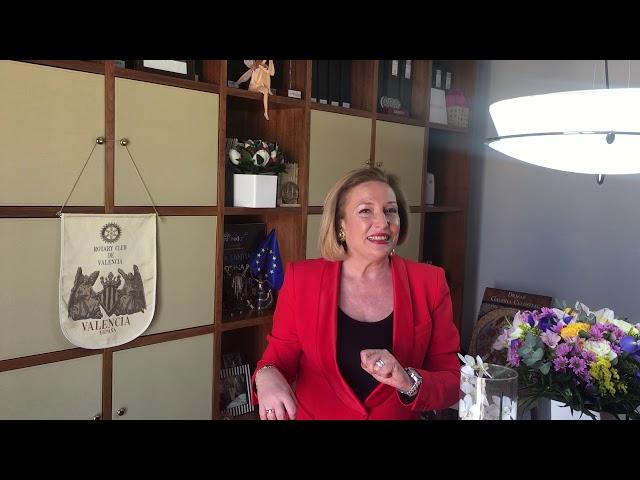 Ofelia Santiago te invita a la Semana Internacional de la Mujer