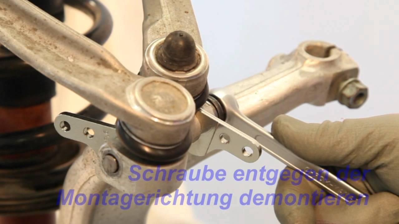 7ksa14 Kunzer Klemmschraubenl 246 Sewerkzeug Youtube