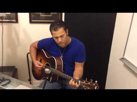 Jason Aldean - When She Says Baby - Darren Taylor Cover