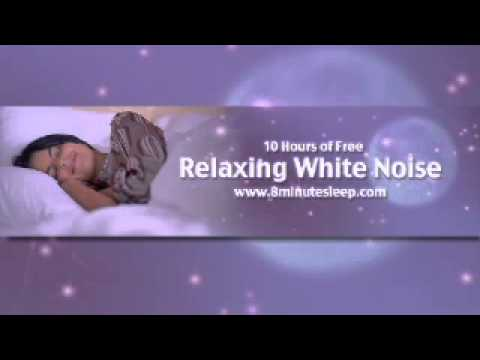 relaxation white noise