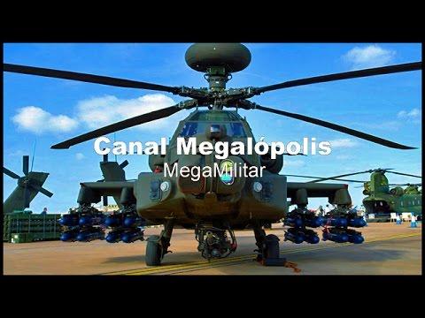 ESTADOS UNIDOS (AH-64 Apache) Helicóptero