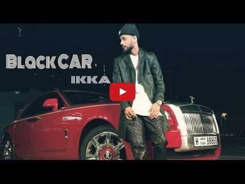 black car neha kakkar and ikka feat