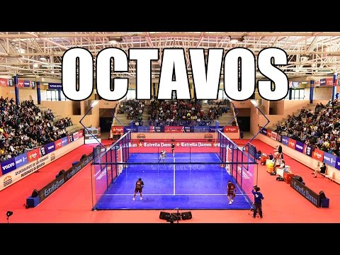 Octavos de final | Torneo World Padel Tour (2015) San Fernando Open
